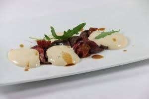 restaurante elegante en Valencia - atún rojo