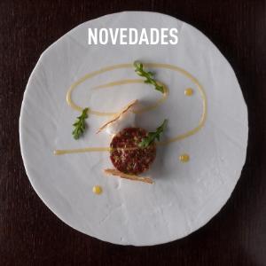 restaurante de lujo en Valencia - Novedades