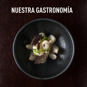 restaurante de lujo en Valencia - nuestra gastronomía