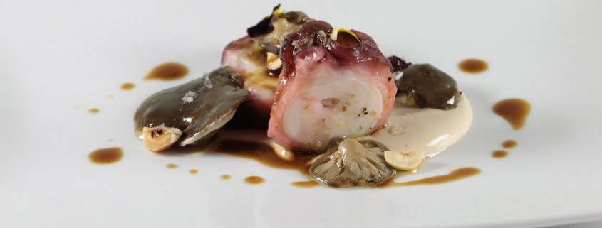 conservas gourmet en Valencia - pata de pulpo