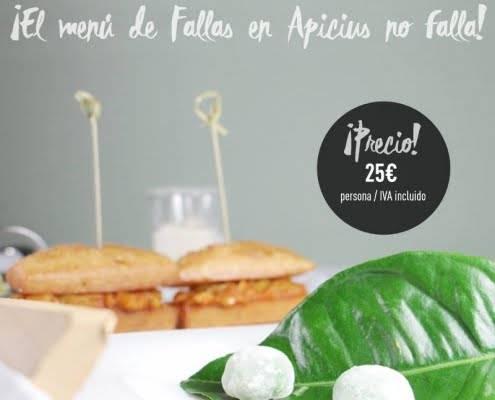 menu fallas valencia