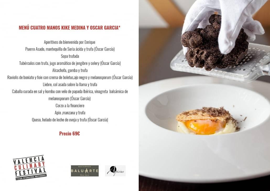 Culinary Festival Restaurante en Valencia
