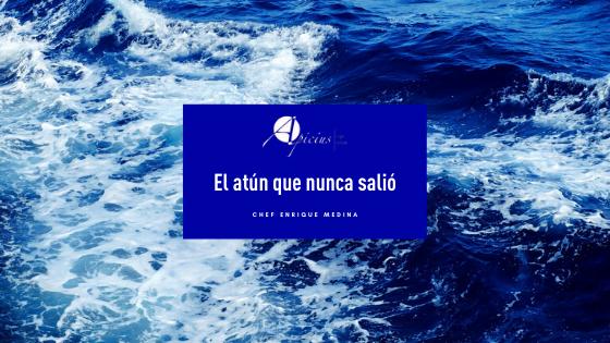 comer bien en Valencia - El atún que nunca salió portada blog y mailing