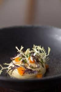 productos gourmet cocinados al vacío a domicilio en Valencia - Ganach-de-foie-gras-con-pipas-y-calabaza