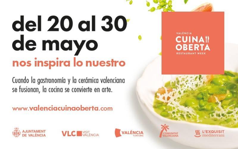 restaurante de alta gastronomía en Valencia - cuina oberta